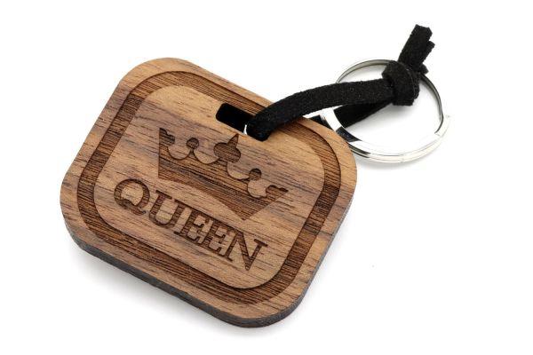 Queen- Schlüsselanhänger