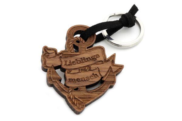 Lieblingsmensch- Schlüsselanhänger