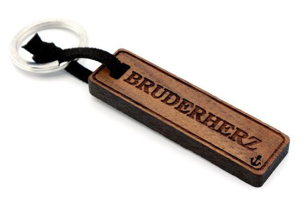 Bruderherz Schlüsselanhänger