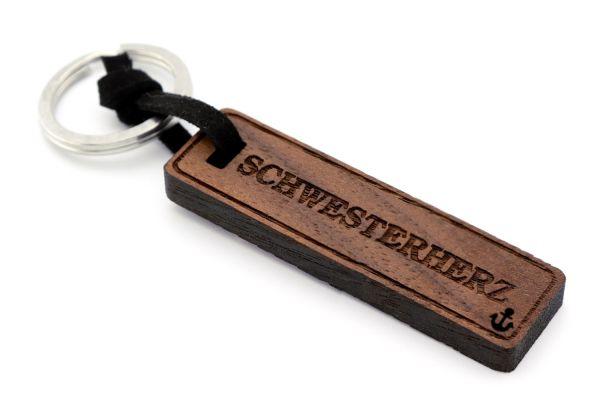 Schwesterherz Schlüsselanhänger