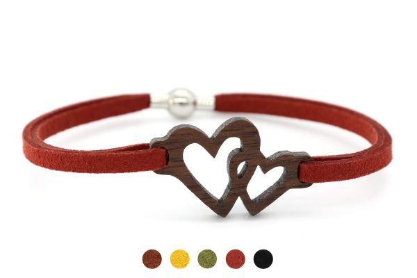 Armband Herzen