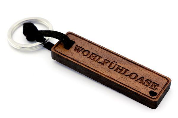 Wohlfühloase Schlüsselanhänger