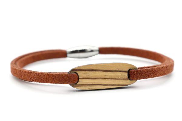 Armband Zebrano